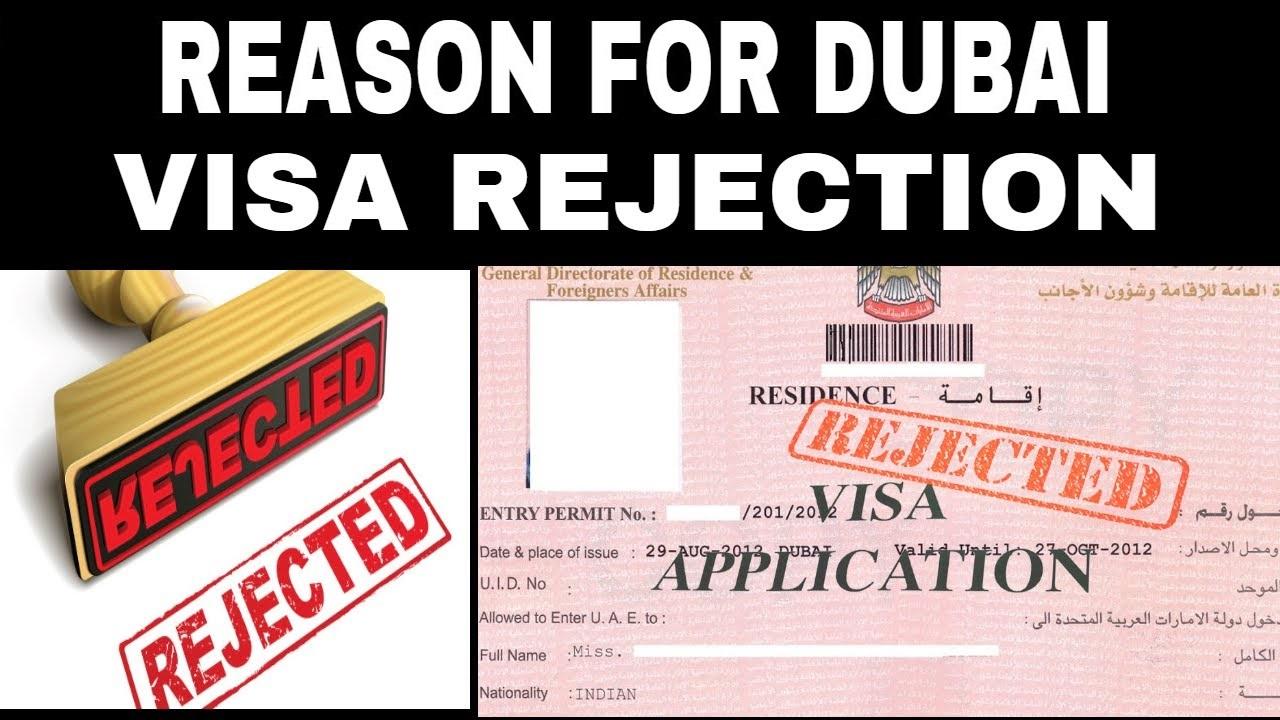 10 Lý do phổ biến nhất khiến việc xin visa Dubai bị từ chối