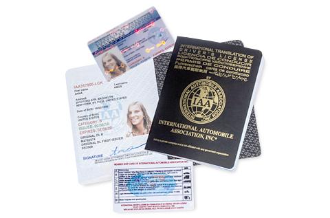 Chuyển đổi bằng lái xe quốc tế