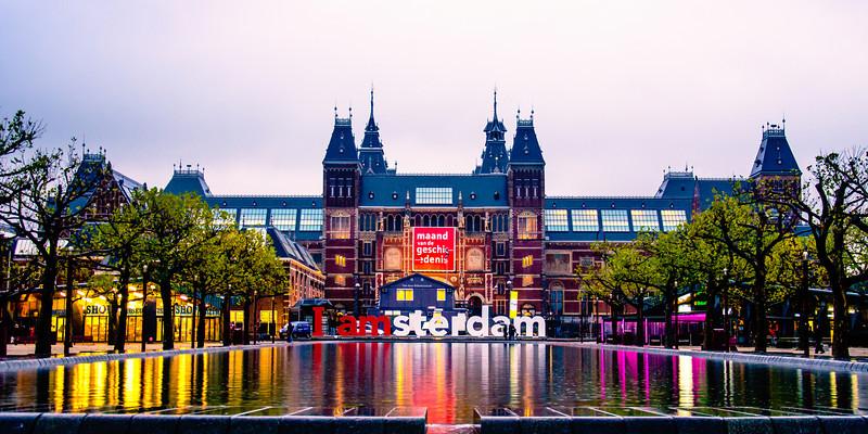 Xin visa Hà Lan khám phá thành phố Amstermdam cổ kính