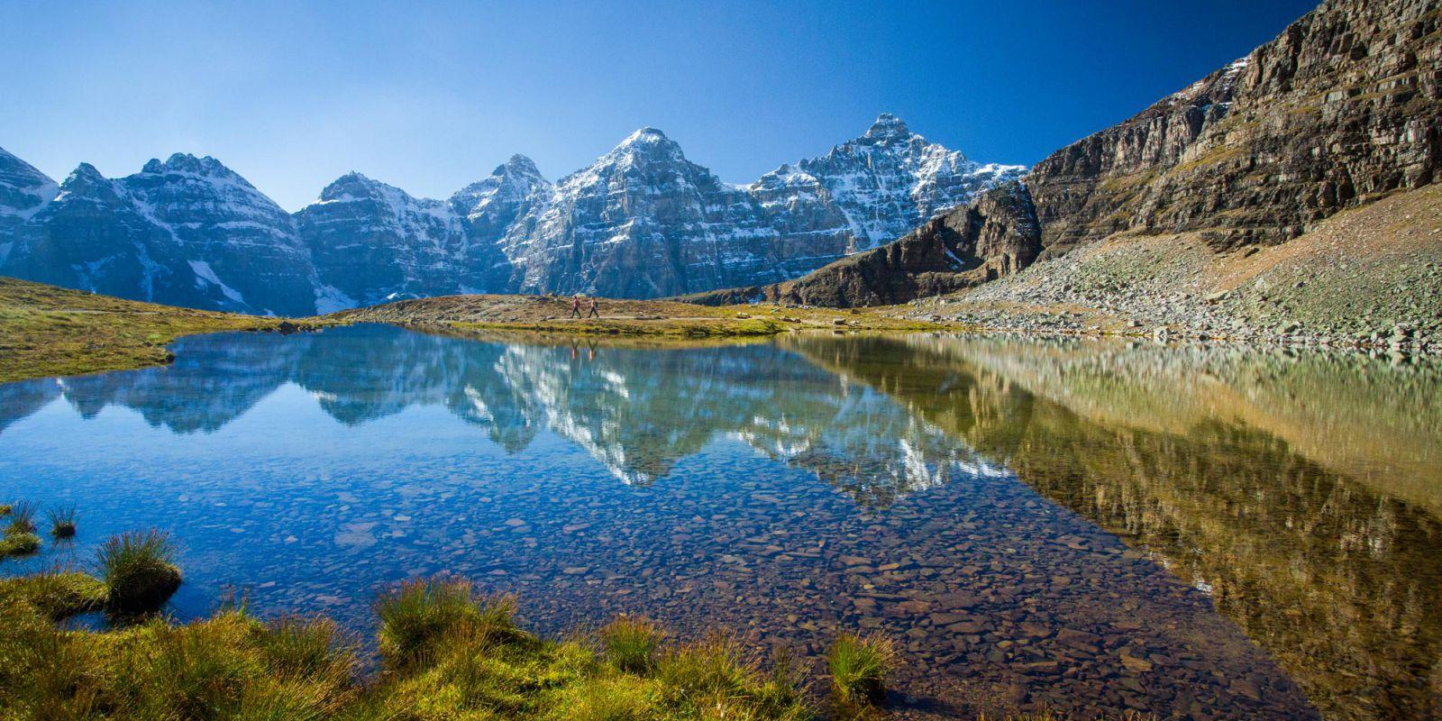 Banff-o-Alberta-vao-mua-thu