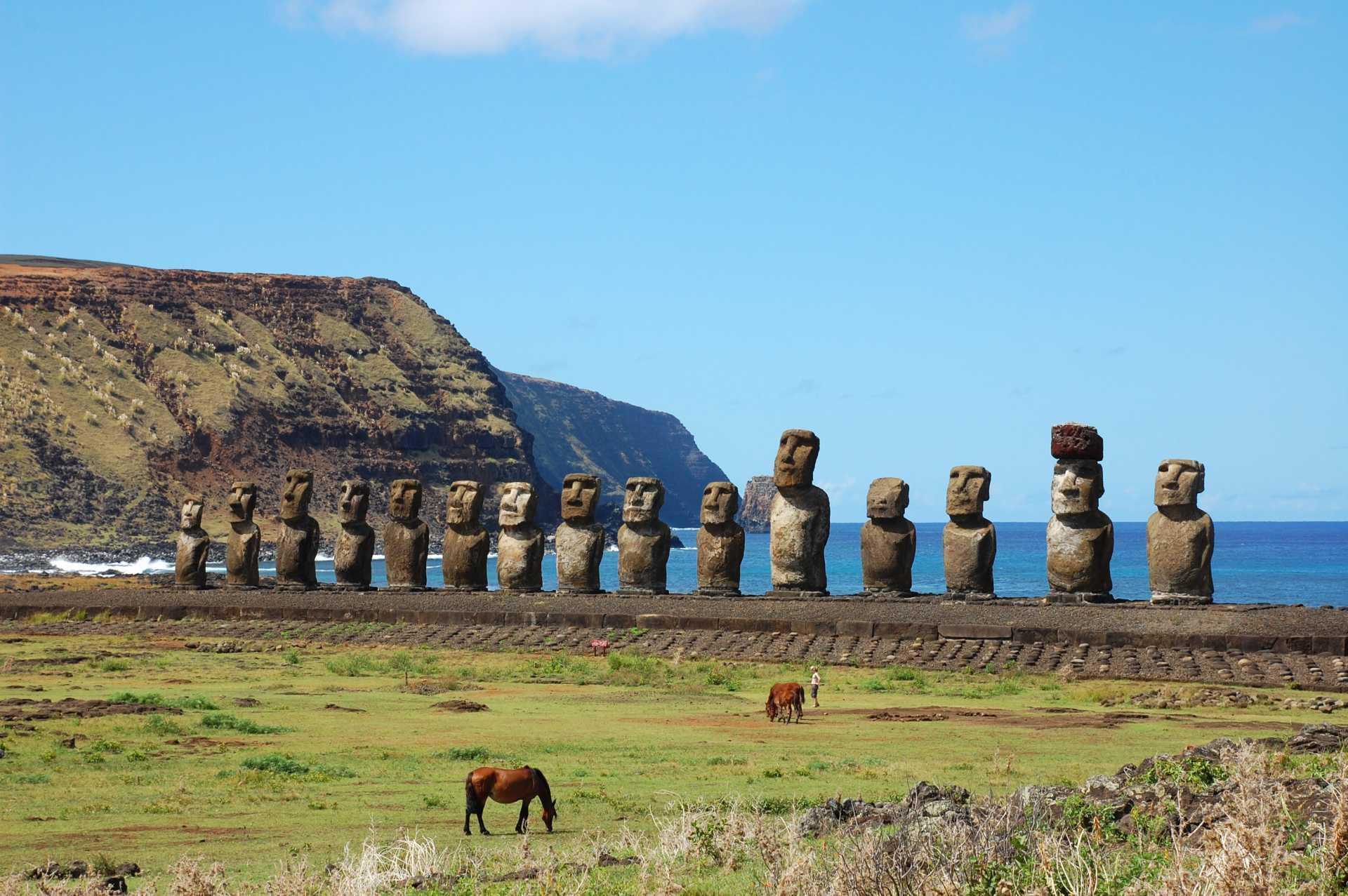 Xin visa đi du lịch Chile