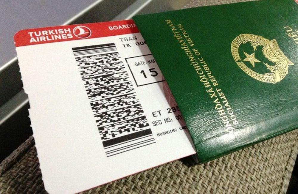 Thủ tục xin Visa đi Mozambique