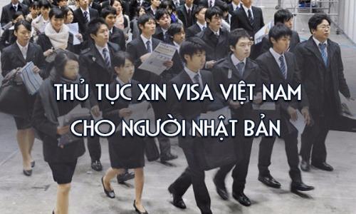 Các hình thức xin visa Việt Nam cho người Nhật Bản