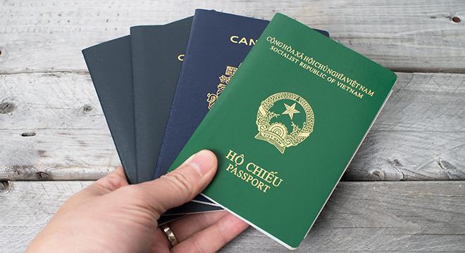 Thông tin về các loại hộ chiếu Việt Nam cập nhật 2020