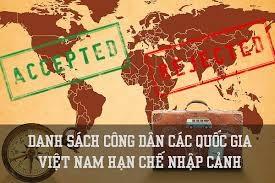 Người mang quốc tịch Mỹ sang Việt Nam có cần xin visa không?