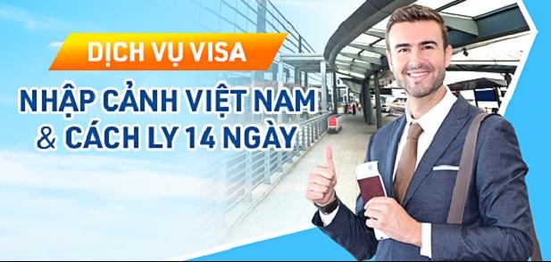 Thủ tục công xin nhập cảnh cho người nước ngoài vào Việt Nam