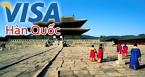Xin Visa Du lịch tại Hàn Quốc