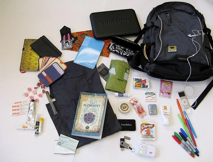 Hành lý cần thiết khi đi du học Đài Loan?