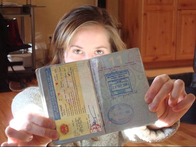 Duyệt công văn nhập cảnh các quốc tịch khó