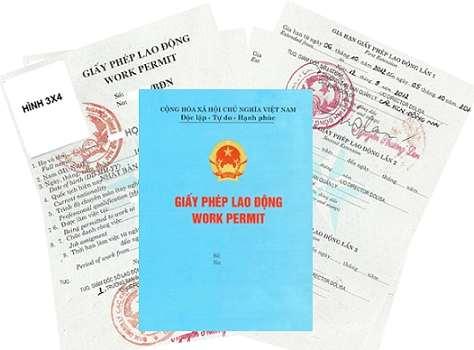 Gia hạn giấy phép lao động
