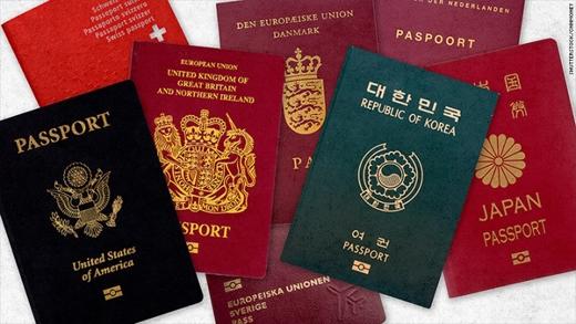Thủ tục làm visa đi nước ngoài