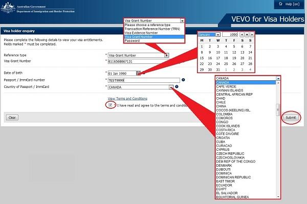 Kiểm tra tình trạng visa Úc online như thế nào?