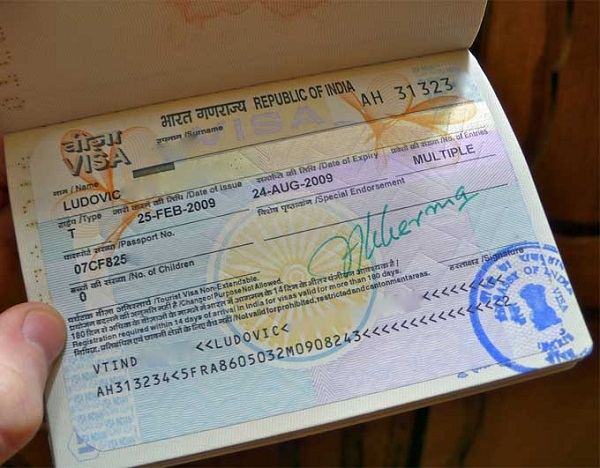 Dịch vụ làm visa đi Ấn Độ nhanh chóng, giá rẻ