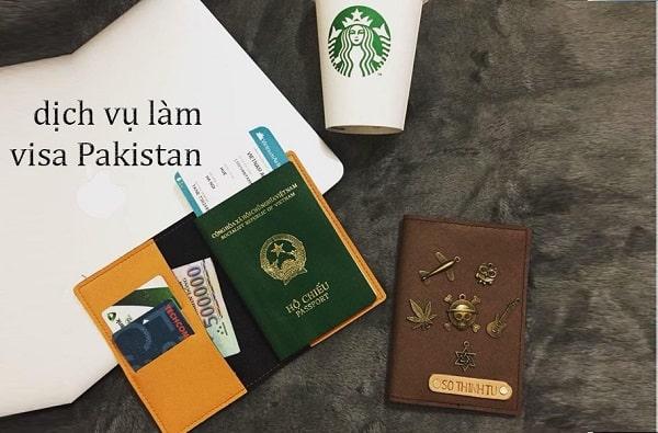 Dịch vụ làm visa Pakistan