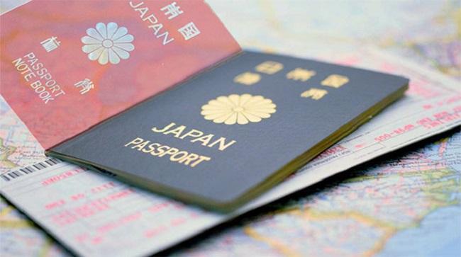 Visa-nhat-ban