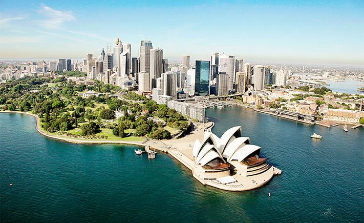 Hồ sơ làm các loại visa đi Úc