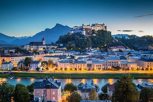 Dịch vụ làm visa đi du lịch Áo chuyên nghiệp