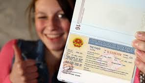 Thủ tục xin visa vào Việt Nam cho người làm việc dài hạn