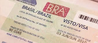 Dịch vụ làm visa đi Brazil