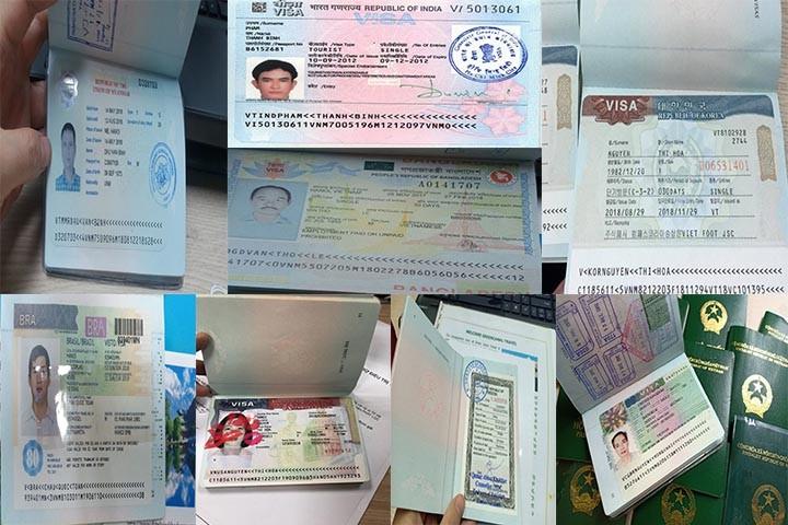 Làm visa công tác Bangladesh