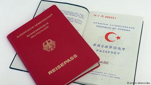 Dịch vụ làm visa công tác Đức