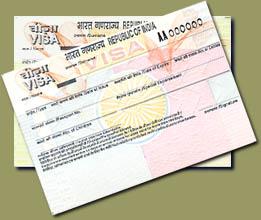 Xin visa Ấn Độ
