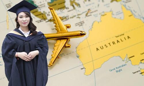 Làm visa đi du học Úc tại sao không?