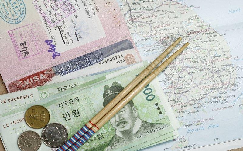 Xin visa Hàn Quốc qua chứng minh năng lực tài chính