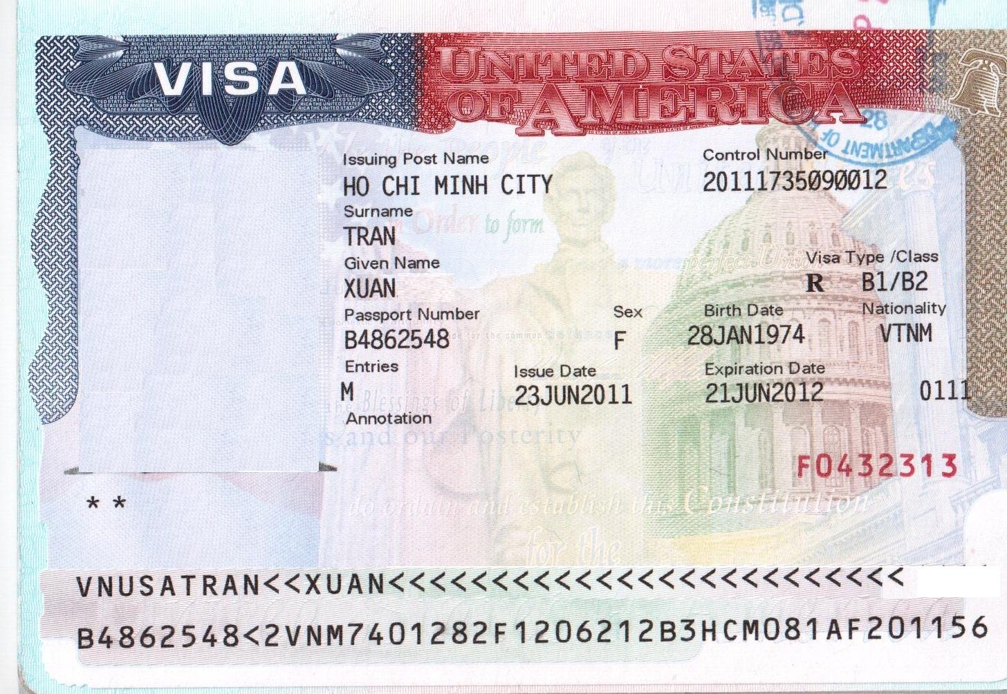 Gia hạn visa Mỹ nhanh chóng – uy tín nhất