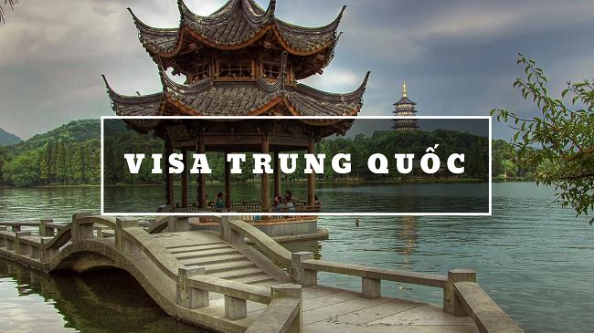 Bảng giá dịch vụ xin visa Trung Quốc 2020