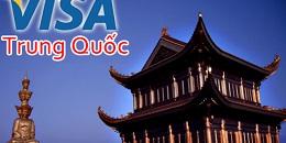 Dịch vụ làm Visa Trung Quốc giá rẻ trên toàn quốc