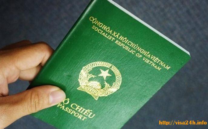 Thông tin về xin visa vào Việt Nam cho người nước ngoài