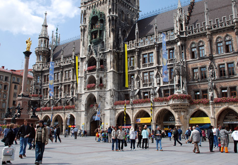 Hoàn thành thủ tục visa du lịch Đức cùng Khởi Nguyên