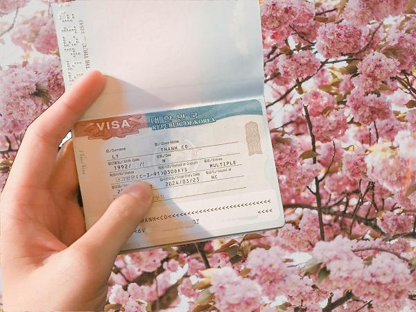 Các thủ tục xin visa du lịch Hàn Quốc tự túc